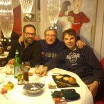 a cena, Troyes - Francia
