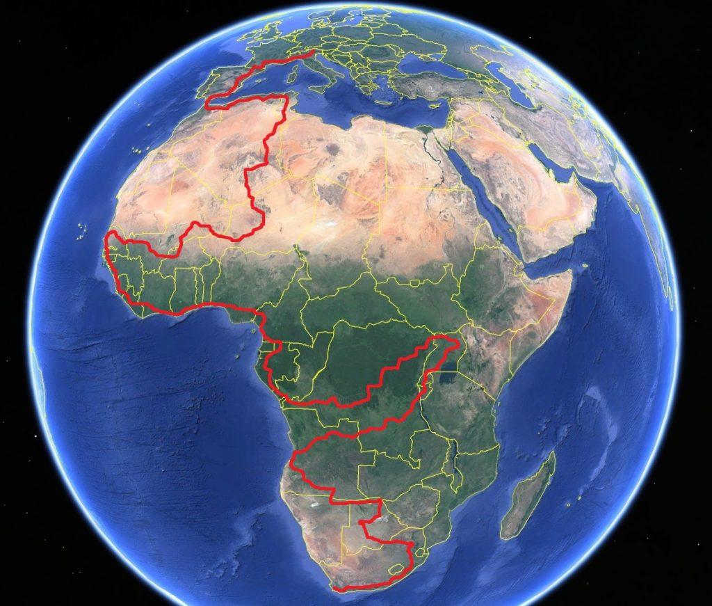 AFRICA 2019-2020