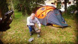 Campeggio a Briancon